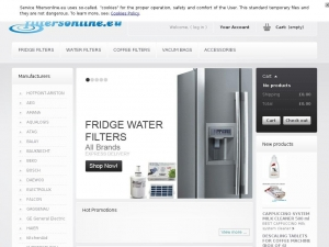Genuine and non expensive fridge water filter bl9808!